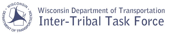 WisDOT Inter-Tribal Task Force Logo